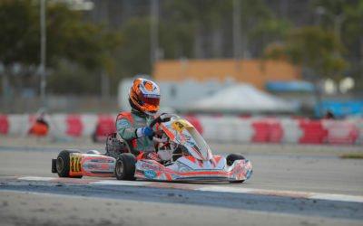 Ryan Shehan Partners with Stilo Helmets Upon Karting Return
