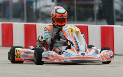 Poise, Persistence, and Speed for Ryan Shehan in Florida Winter Tour Opener